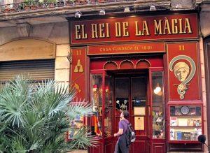 tienda de magia rey de la magia